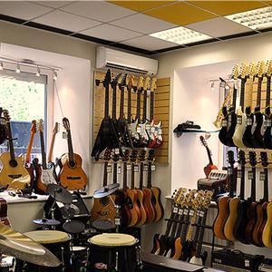 Музыкальные магазины Клявлино