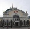 Железнодорожные вокзалы в Клявлино