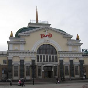 Железнодорожные вокзалы Клявлино